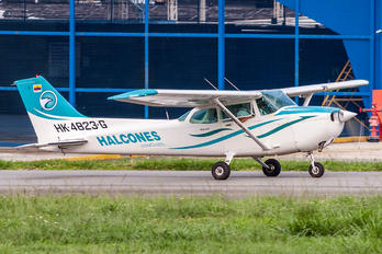 HK-4823-G - Private Cessna 172 Skyhawk (all models except RG)