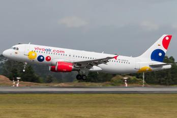 HK-5223-X - Viva Air Airbus A320