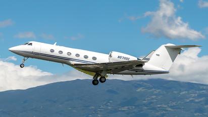N570DC - Private Gulfstream Aerospace G-IV,  G-IV-SP, G-IV-X, G300, G350, G400, G450