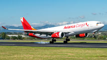 N335QT - Avianca Cargo Airbus A330-200F aircraft