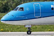 PH-EZF - KLM Cityhopper Embraer ERJ-190 (190-100) aircraft