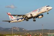 EC-LLR - Air Europa Embraer ERJ-195 (190-200) aircraft