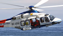 EC-JOU - Spain - Coast Guard Agusta Westland AW139 aircraft