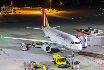 D-AGWT - Germanwings Airbus A319