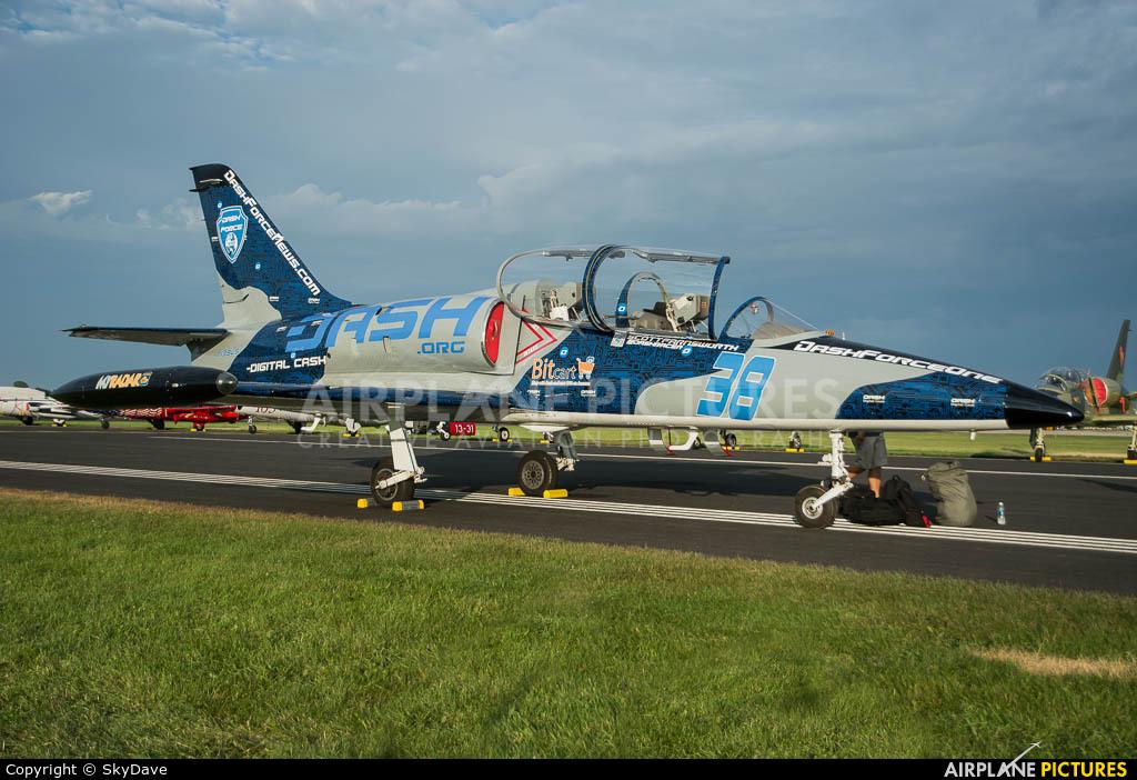 Private N345LS aircraft at Oshkosh - Wittman Regional