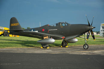 N163FS - Private Bell P-39-Airacobra
