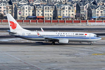 B-7182 - Air China Boeing 737-800