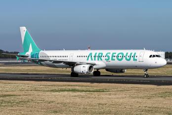 HL8255 - Air SEOUL Airbus A321