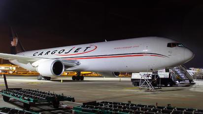 C-FDIJ - Cargojet Airways Boeing 767-300F