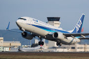 JA80AN - ANA - All Nippon Airways Boeing 737-800 aircraft