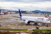 PR-XTE - LATAM Airbus A350-900 aircraft