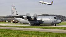 07-8614 - USA - Air Force Lockheed C-130J Hercules aircraft