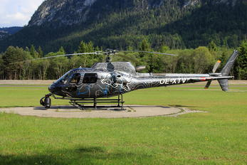 OE-XTV - The Flying Bulls Eurocopter AS350 Ecureuil / Squirrel