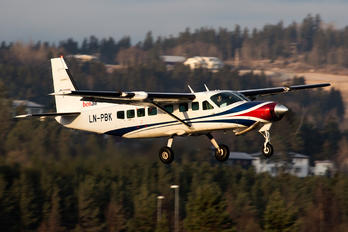 LN-PBK - Benair Cessna 208 Caravan