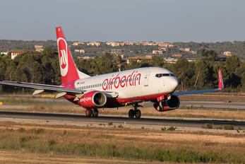 D-AHXE - Air Berlin Boeing 737-700