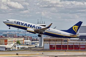 EI-EXF - Ryanair Boeing 737-800