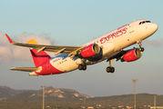 EC-LYM - Iberia Express Airbus A320 aircraft