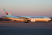 HL8226 - Korean Air Cargo Boeing 777F aircraft