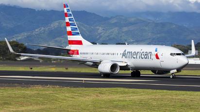 N873NN - American Airlines Boeing 737-800