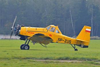 SP-ZUS - ZUA Mielec PZL M-18B Dromader