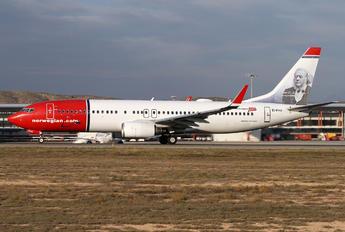 EI-FHV - Norwegian Air International Boeing 737-800
