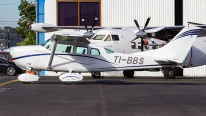 TI-BBS -  Cessna 206 Stationair (all models)