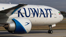 9K-AOF - Kuwait Airways Boeing 777-300ER aircraft