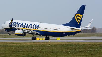 EI-FOB - Ryanair Boeing 737-8AS