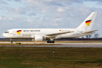 SE-RLC - West Atlantic Boeing 767-200F