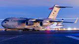 Canadian Air Force CC-177 Globemaster visits Prague
