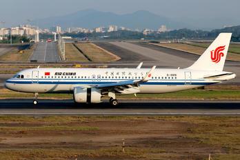 B-8891 - Air China Airbus A320 NEO