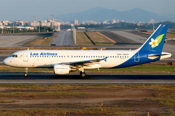 RDPL-34223 - Lao Airlines Airbus A320