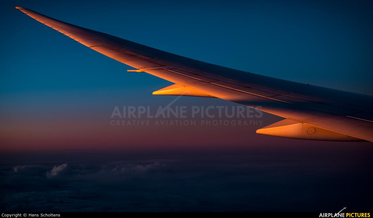 KLM PH-BHF aircraft at In Flight - International
