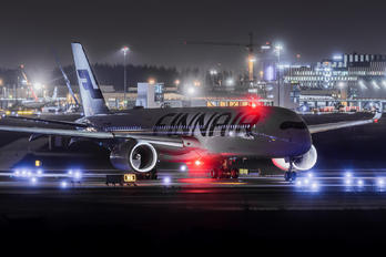 OH-LWC - Finnair Airbus A350-900