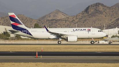 CC-BHA - LATAM Chile Airbus A320 NEO