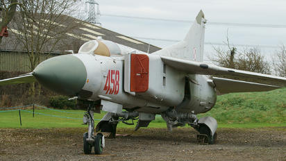458 - Poland - Air Force Mikoyan-Gurevich MiG-23MF
