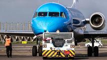 PH-KZS - KLM Cityhopper Fokker 70 aircraft