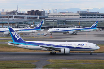 JA8969 - ANA - All Nippon Airways Boeing 777-200
