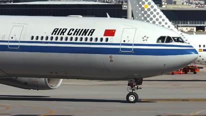 B-6101 - Air China Airbus A330-300
