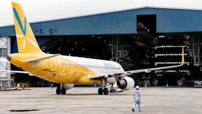 JA08AV - Vanilla Air Airbus A330-200F