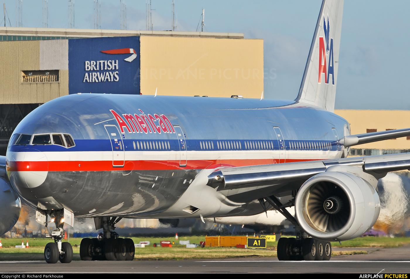American Airlines N783AN aircraft at London - Heathrow