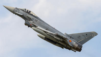 C.16-33 - Spain - Air Force Eurofighter Typhoon