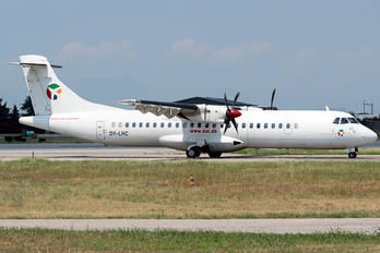 OY-LHC - Danish Air Transport ATR 72 (all models)