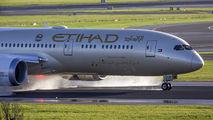 A6-BLO - Etihad Airways Boeing 787-9 Dreamliner aircraft