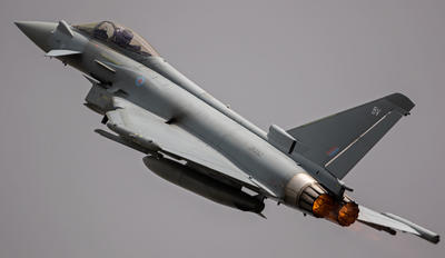 ZK352 - Royal Air Force Eurofighter Typhoon FGR.4