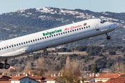 LZ-LDW - Bulgaria Air McDonnell Douglas MD-82 aircraft
