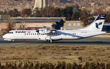 EP-ITA - Iran Air ATR 72 (all models)