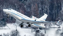 OE-IPW - Private Dassault Falcon 7X aircraft
