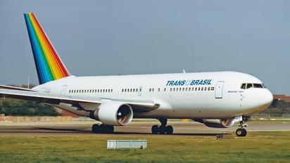 PT-TAI - Transbrasil Boeing 767-200ER