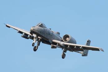 82-0656 - USA - Air Force Fairchild A-10 Thunderbolt II (all models)